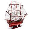 Модель корабля из дерева Prince 1670 80см EG8346-80, фото 5