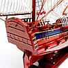 Модель корабля из дерева Prince 1670 80см EG8346-80, фото 6