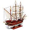 Деревянная модель корабля MAY FLOWER 90 см 608S90, фото 4