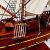 Деревянная модель корабля MAY FLOWER 90 см 608S90, фото 5