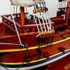 Деревянная модель корабля MAY FLOWER 90 см 608S90, фото 6