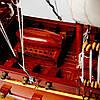 Деревянная модель корабля MAY FLOWER 90 см 608S90, фото 7