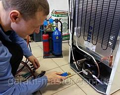 Замена компрессора холодильника в Донецке