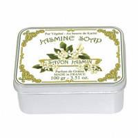 Натуральное мыло в жестяной упаковке Le Blanc Жасмин 100 г 97406, КОД: 1089583