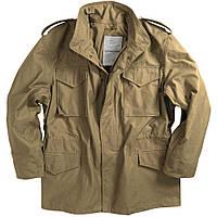 Куртка Alpha Industries M-65 S Khaki, КОД: 1313224