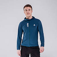 Куртка ветрозащитная мужская Peak Sport F683037-BLU XL Синий 6941163037844, КОД: 1345366