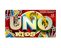 Настольная игра Danko Toys UNO Kids 2461, КОД: 1333115
