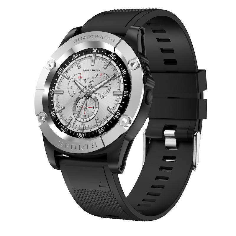 Умные часы Smart Watch SW98 Silver (SW0SW98S)