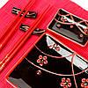Японский набор для суши черный с красным S51242, фото 4
