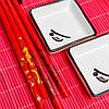 Набор для суши на 2 персоны с драконами S51303, фото 3