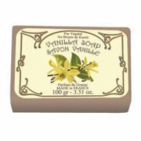 Натуральное мыло в бумажной упаковке Le Blanc Ваниль 100 г 97401, КОД: 1089611