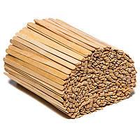 Палочки деревянные для кофе 100 шт 11-365, КОД: 1339642