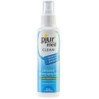 Очищающий спрей - Pjur med CLEAN, 100ml
