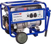 Однофазный бензиновый генератор ENDRESS ESE 3200 P + набор колес (2.5 кВт)