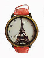 Часы женские кварцевые Paris Red, КОД: 111935