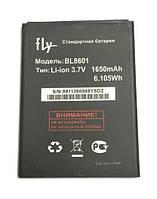 Батарея Fly BL8601 Fly IQ4505 ERA Life 7 1650 мАч, КОД: 1229936
