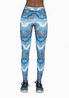 Женские спортивные леггинсы Bas Bleu Energy L Разноцветный bb0003, КОД: 951392