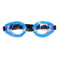Очки для плавания  Intex 55602 с защитой от УФ-лучей Голубые int55602-1, КОД: 213052