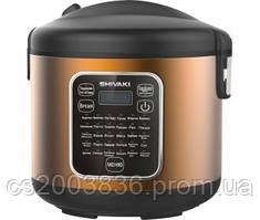 Мультиварка Shivaki SMC 8652 5л 900Вт 30 режимов
