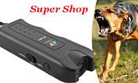 Ультразвуковой отпугиватель собак zf-851 (dog chaser для дрессировки zf 851+фонарь) ультразвук защита от собак
