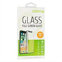 Защитное стекло Optima 3D for Samsung J610 J6 Plus Black, КОД: 691785