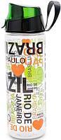Бутылка спортивная Herevin Brazil 750 мл Разноцветная psgUK-161506-005, КОД: 944637