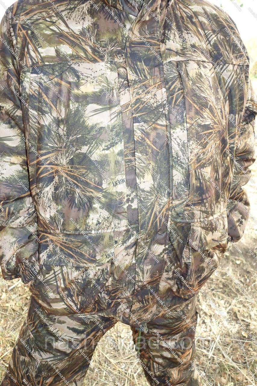 Зимний костюм для рыбалки и охоты Туя