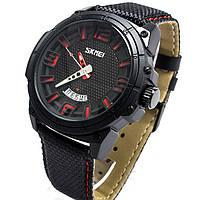 Часы Skmei 9170 Black-Red 9170BKR, КОД: 973890