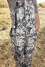 Зимний рыбацкий и охотничий костюм Снежный лес, фото 3