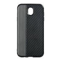 Чехол iPaky Carbon Thin Seria для Samsung J330 J3-2017 Black 00000065868, КОД: 321001