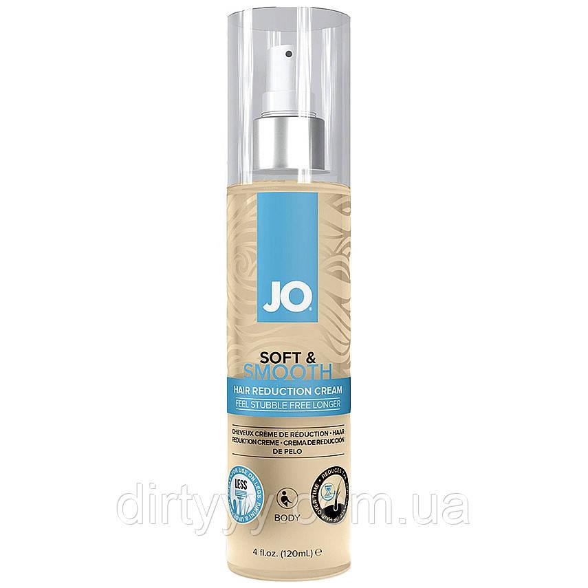 Сыворотка замедляющая рост волос - System JO SOFT & SMOOTH (120 мл)
