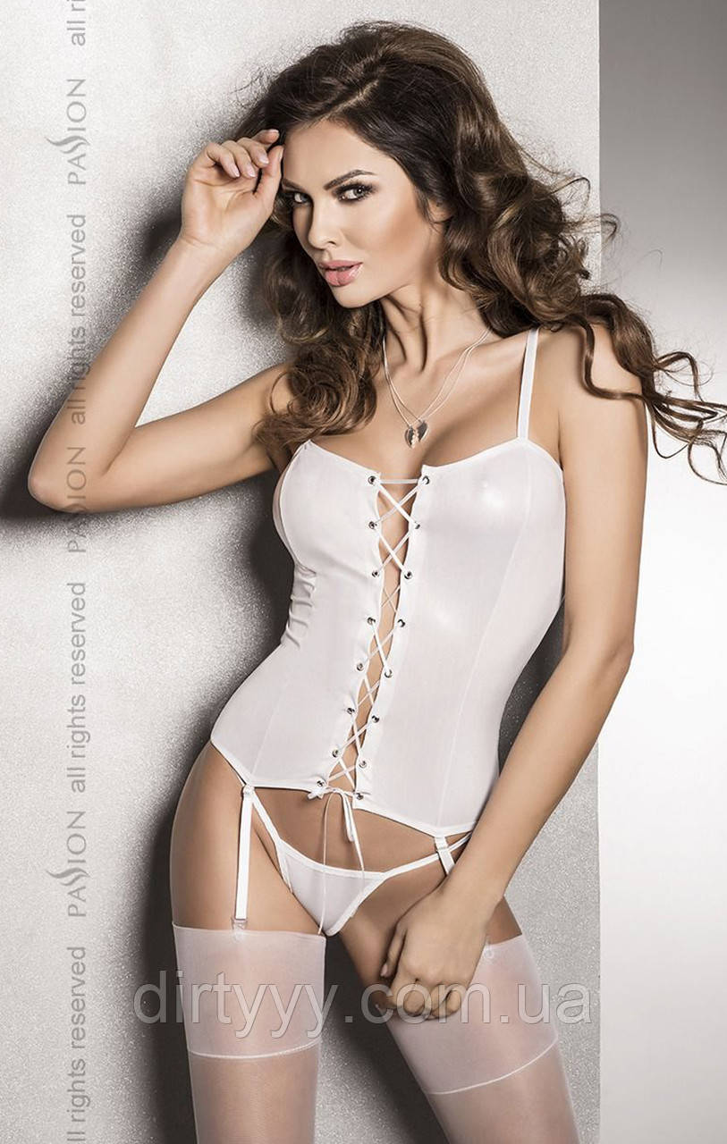 Корсет - BES CORSET white, цвет: белый