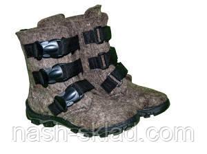 Кроссоваленки Зимняя обувь для охоты и рыбалки, фото 2