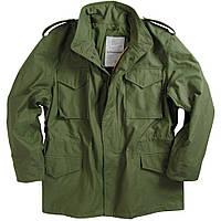 Куртка Alpha Industries M-65 XL Olive Green, КОД: 1313240