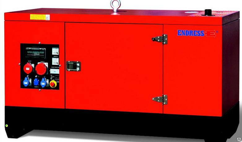 Трехфазный дизельный генератор ENDRESS ESE 145 IW-B (36 кВт)