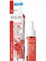 Ароматическое масло для ногтей и кутикул Eveline Cosmetics Perfume Oil Red Delight 96072, КОД: 1090162