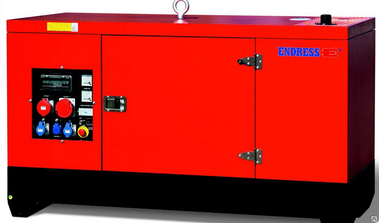 Трехфазный дизельный генератор ENDRESS ESE 220 IW-B (176 кВт)