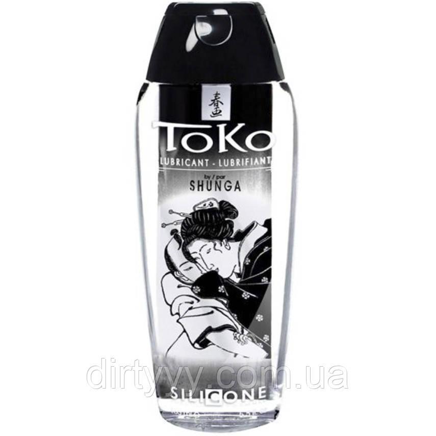 Лубрикант на силиконовой основе - Shunga Toko Silicone Lubricant, 165ml