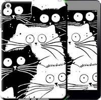 Чехол EndorPhone на iPad mini 4 Коты v2 3565u-1247, КОД: 933784