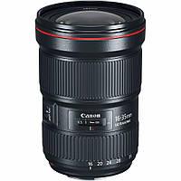 Объектив Canon EF 16-35mm f 2.8L III USM Black 0573C005, КОД: 1247490
