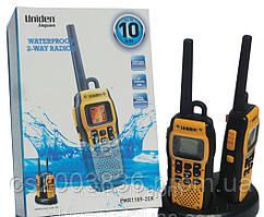 Улучшенная рация Uniden PMR-1189-2CK влагозащитная, купить