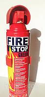Огнетушитель углекислый 1 кг Fire Stop Green купить