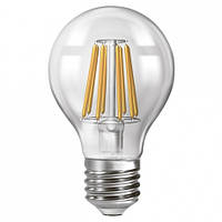 Лампа филаментная Ecolux Led EX8F 8 Вт A 60 4200 К 800 Лм Е 27, КОД: 1234420