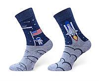 Женские носки Sesto Senso Nasa Middle 35-37 Разноцветный sns0087, КОД: 1335379