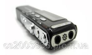 Диктофон автоматический ПРОФЕССИОНАЛЬНЫЙ цифровой 4ГБ + MP3плеер