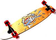 """Лонгборд (Long Board) """"Wild dog"""""""