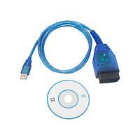 Адаптер Vag-Com 409.1 K Line USB VAG COM KKL