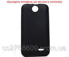 "Чехол / Чохол силікон ""S""  LG G6 (black)"
