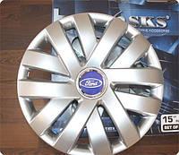 Колпаки на колеса SKS R15 Ford - Колпаки на диски - Модель 315, купить комплект автоколпаки 2014 года