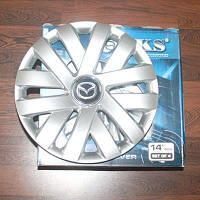 Колпаки на колеса SKS R14 Mazda - Колпаки на диски - Модель 216, купить комплект недорого  2014 года